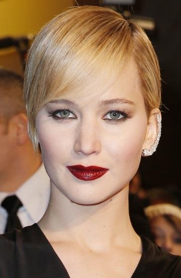 Foto El radical cambio de look de Jennifer Lawrence en 2014