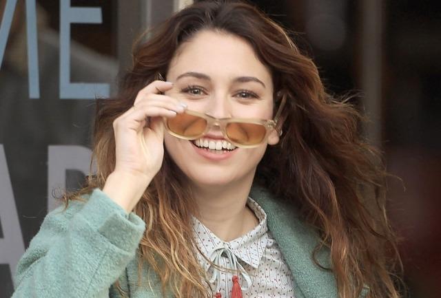 Foto Blanca Suárez con la cara lavada