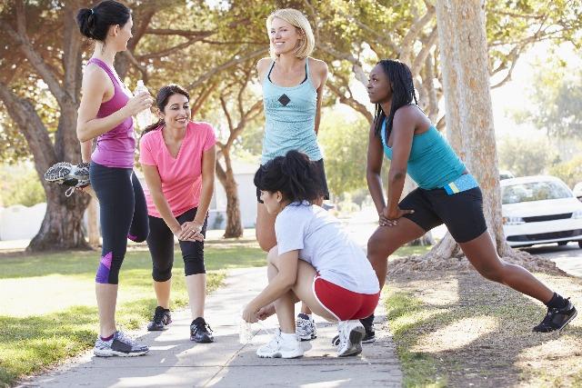 Foto Los beneficios de hacer deporte al aire libre