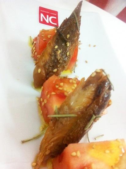 Foto Jurel en escabeche, una receta tradicional, muy sana y baja en calorías para no engordar en Semana Santa