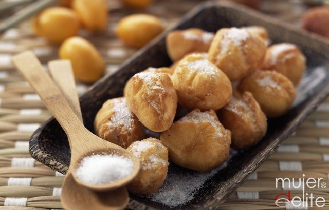 Foto Consejos para reducir azúcar en los buñuelos, convirtiéndolos en un capricho apto para diabéticos