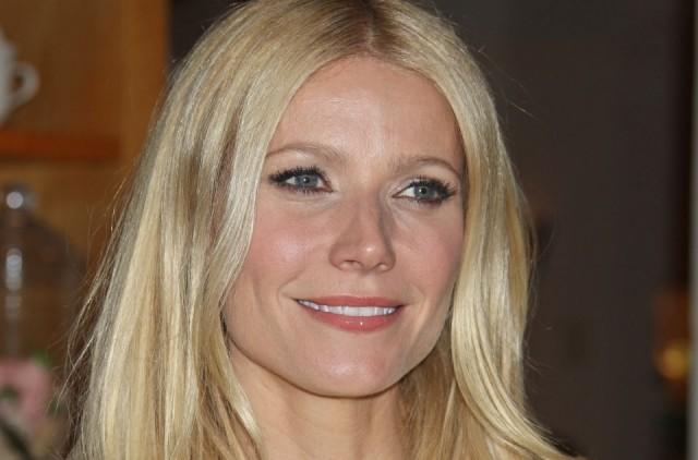Foto Los trucos de maquillaje de Gwyneth Paltrow, ejemplo de rostro hexagonal