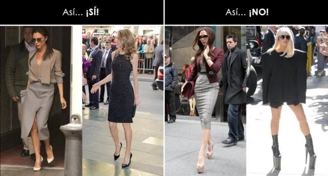 Foto Olvida las plataformas XXL y apuesta por los stilettos para presumir de estilo y elegancia