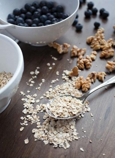 Foto Las frutas y los cereales integrales, claves en la dieta macrobiótica