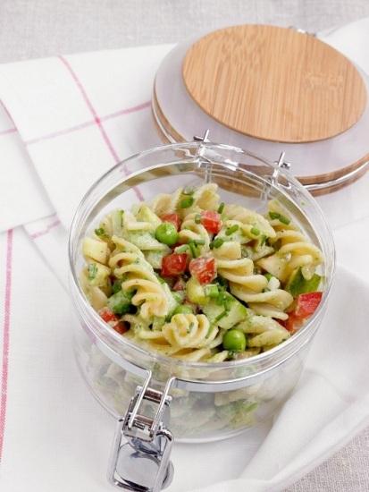 Foto Las ensaladas de pasta, ideales si te vas de picnic
