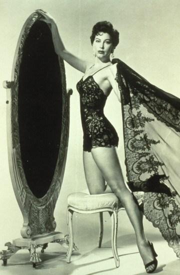 Foto Ava Gardner, el animal más bello, una de las actrices más sexys de la historia del cine