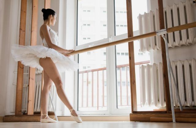 Foto El ballet clásico, la mejor opción para lucir una figura elegante y estilizada