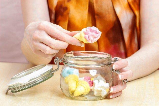Foto Con la dieta antiansiedad lograrás no caer en las tentaciones dulces a media tarde