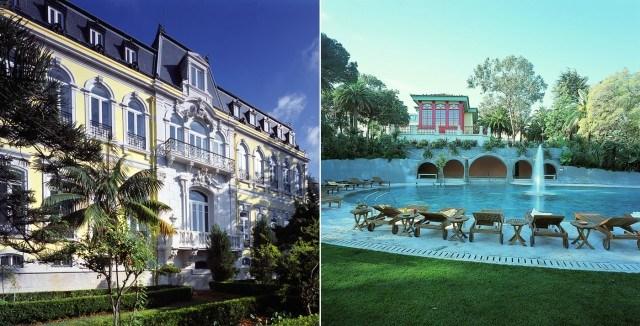 Foto Alójate en el mejor hotel de Portugal, el Pestana Palace Hotel