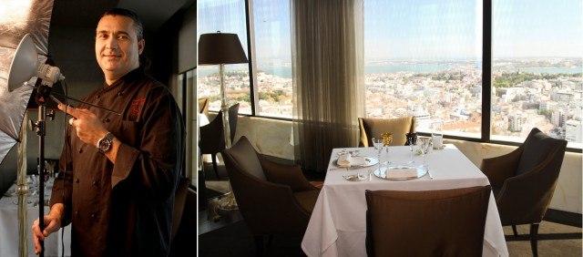 Foto Disfruta de la gastronomía portuguesa en el restaurante Panorama de Lisboa