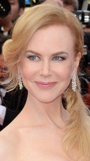Foto Nicole Kidman después del Botox