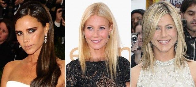 Foto Victoria Beckham, Gwyneth Paltrow y Jennifer Aniston, algunas de las famosas que siguen la dieta alcalina