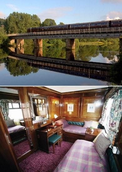 Foto El tren Royal Scotsman, el lujo a tus pies desde Edimburgo a las Tierras Altas