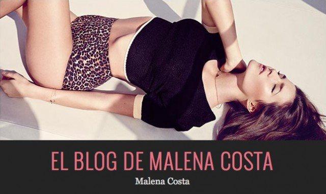 Foto El blog de Malena Costa, moda y frescura en estado puro