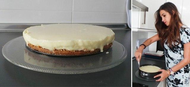 Foto La tarta de limón de Sara Carbonero, ¡aprende a prepararla!