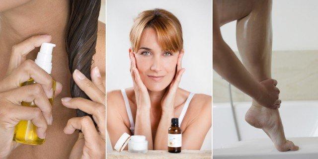 Foto Descubre los beneficios del aceite de coco en belleza, el nuevo elixir de la eterna juventud de las famosas