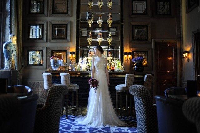 Foto El ramo de novia perfecto para vestidos vaporosos y de aires románticos