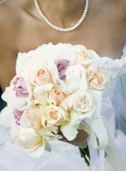 Foto Los tonos pastel, una apuesta infalible y segura para los ramos de novia