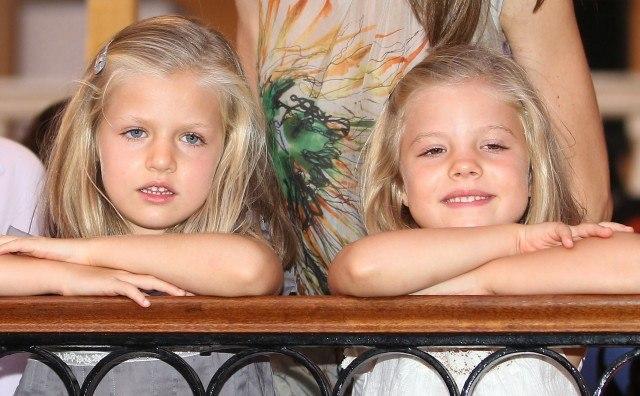 Foto Leonor y Sofía se han convertido en nombres favoritos para las niñas
