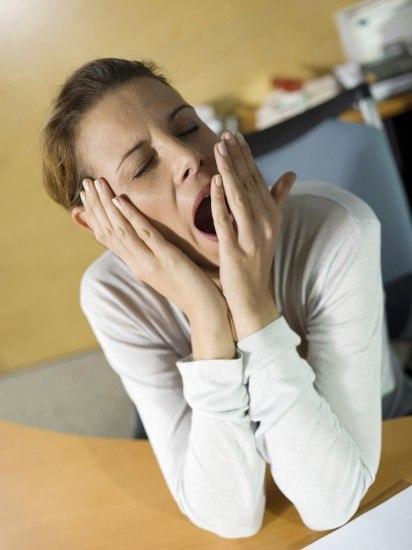 Foto Sueño y cansancio constantes, síntomas de embarazo