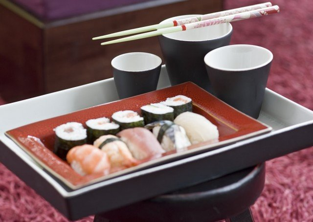 Foto Ideas y recetas para hacer sushi bajo en calorías
