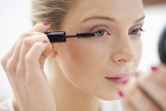 Foto Maquillaje de ojos para novias