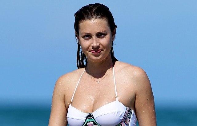 Foto El wet look, un peinado en tendencia para lucir en la playa
