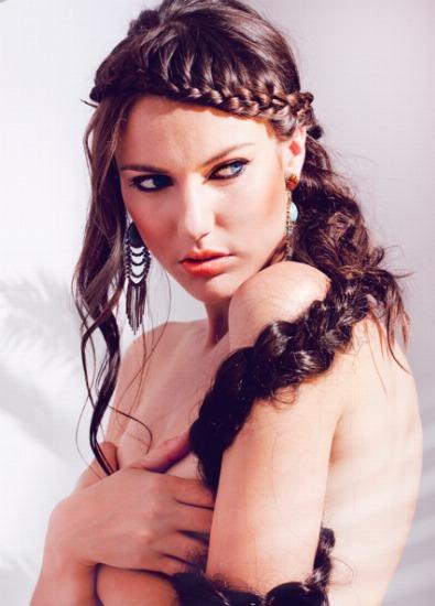 Foto Los peinados con trenzas arrasan en verano y son ideales para la playa