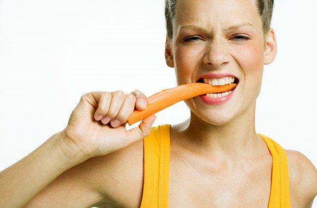 Foto La zanahoria, uno de los alimentos que te ayudan a prolongar el bronceado