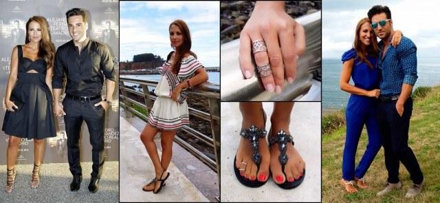 8b7d9502b Paula Echevarría: sus marcas de moda preferidas y diseñadores ...