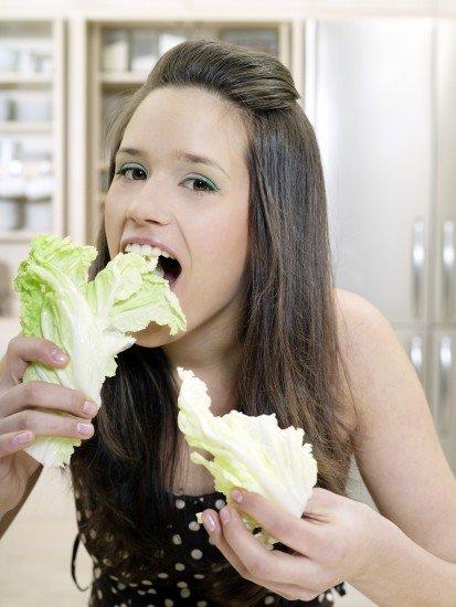 Foto La lechuga, un alimento a evitar en la cena