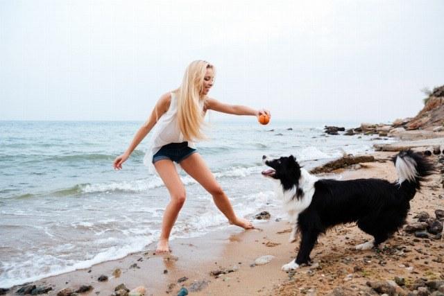Foto Los beneficios de la playa