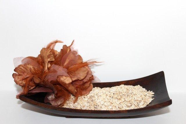 Foto Recetas caseras naturales con avena para un pelo sano, fuerte y brillante