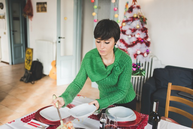 Foto Estrategias para no engordar en Navidad