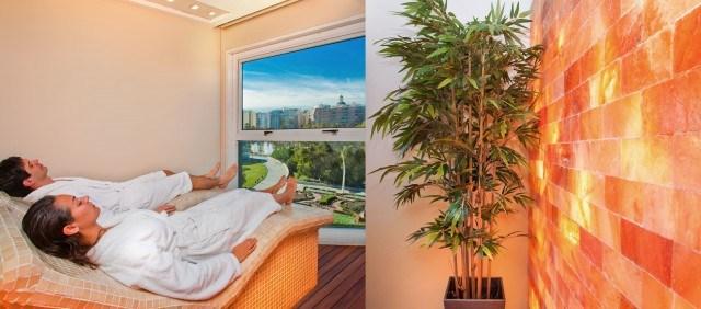 Foto Spa del hotel SH Valencia Palace