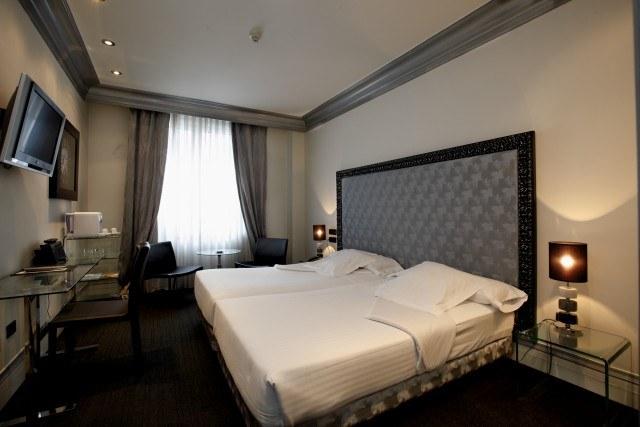 Foto Habitación del hotel López de Haro en Bilbao