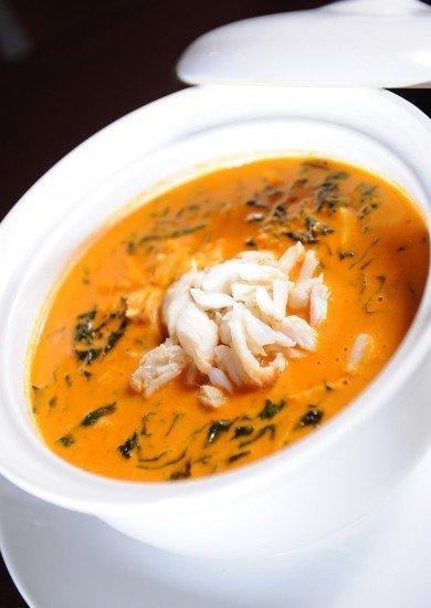 Foto Sopa de marisco, una propuesta saludable para iniciar la cena de Nochebuena o la comida de Navidad