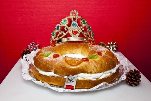 Foto Roscón de Reyes en su versión sana y ligera