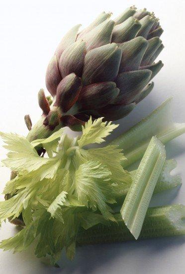 Foto Las alcachofas, el hinojo y la rúcula, alimentos clave para adelgazar, eliminar líquidos y toxinas