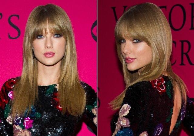 Foto El look liso perfecto de Taylor Swift