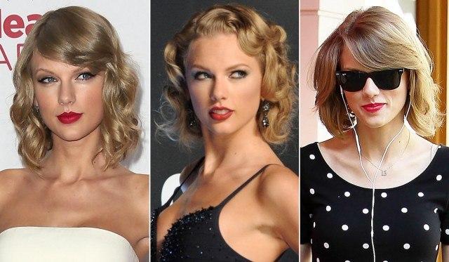 Foto Taylor Swift se pasa a la moda midi con un corte estilo bob