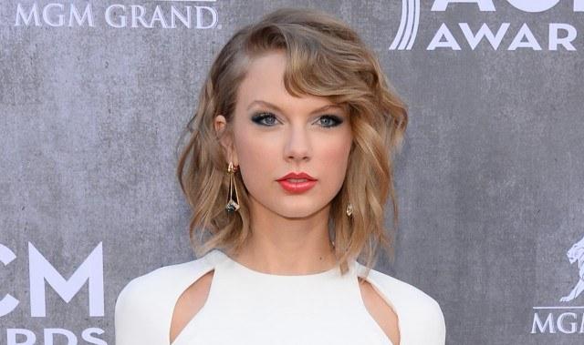 Foto El Glam Bob de Taylor Swift