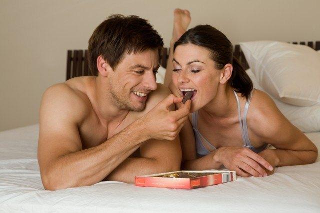 Foto Los alimentos amigos y enemigos del sexo