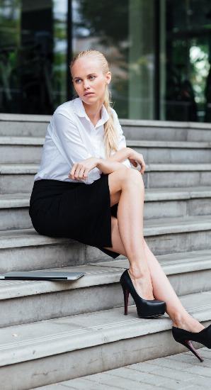 Foto Cómo elegir el look perfecto para ir a la oficina