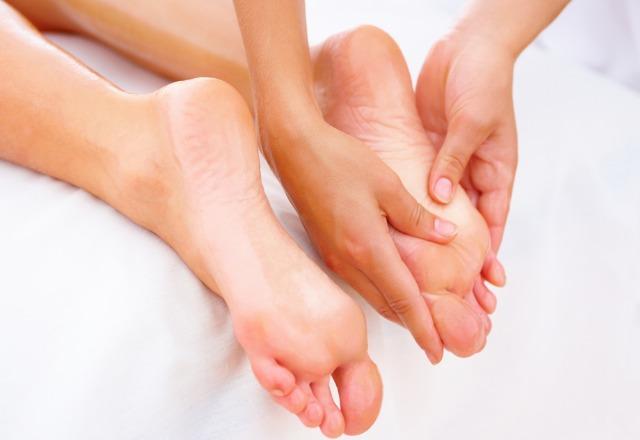 Foto Masaje de pies paso a paso
