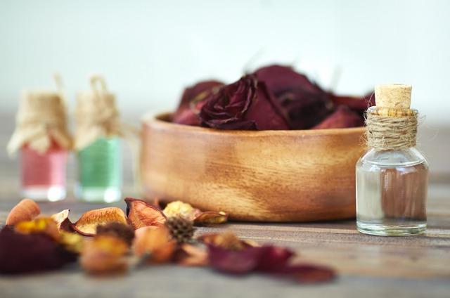 Foto Los mejores aceites para el masaje de pies