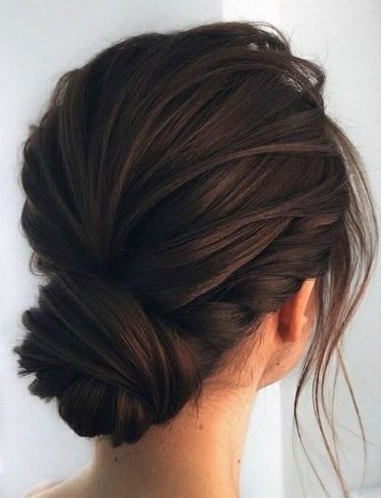 Foto Los recogidos que mejor sientan a los cabellos finos