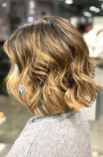 Foto El bob blunt, un corte ideal para pelo fino