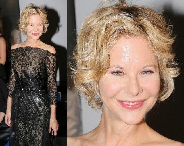 Foto Meg Ryan luce su nueva cara a los 53 años