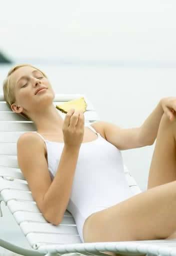 Foto En verano, aumenta el consumo de fruta para adelgazar